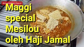 Resepi | Maggi special Mesilou oleh Haji Jamal
