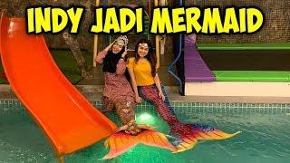 Video Akhirnya Indy Jadi Mermaid. Cantik Banget😍 MP3, 3GP, MP4, WEBM, AVI, FLV Juni 2019