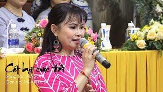 Ca khúc: Cát bụi cuộc đời - Sáng tác: Hà Sơn - Đơn ca: Ngân Huệ