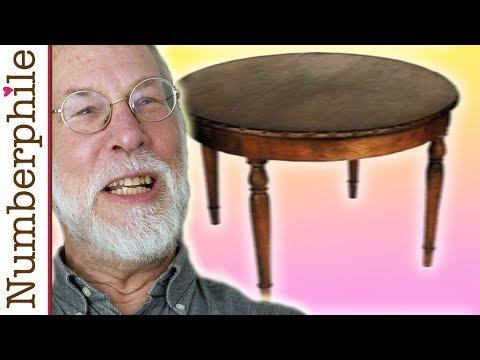 was macht ein mathematiker wenn der tisch wackelt die. Black Bedroom Furniture Sets. Home Design Ideas