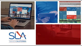 SLA Website Tour