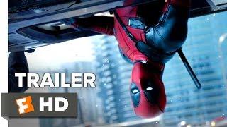 Nonton Deadpool Official Trailer #2 (2016) - Ryan Reynolds Movie HD Film Subtitle Indonesia Streaming Movie Download
