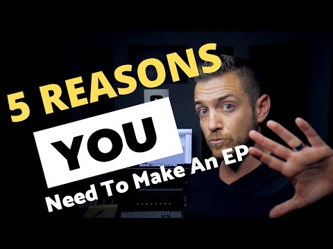 5 Reasons To Make An EP In 2020 - RecordingRevolution.com