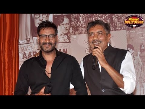 Ajay Devgn Has Lost Faith In Prakash Jha? |