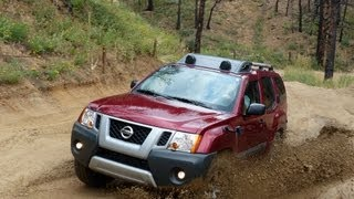 2013 Nissan Xterra PRO-4X Muddy Off-Road Colorado Review (Part 1)