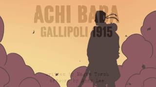 Achi Baba: Gallipoli and Graphic Novels