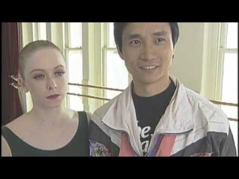 1995 Interview with Li Cunxin (Mao's Last Dancer) & Barbara Bears