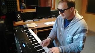Video Jaromír Kašpar pozvánka ze studia