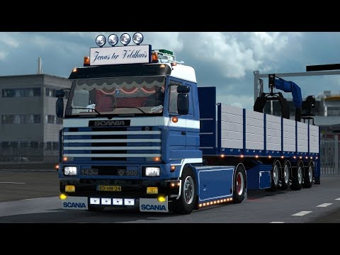 Scania 3 Series V8 Sound v1.1