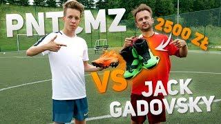Video PNTCMZ Football VS Jack Gadovsky! | Najdziwniejsze buty! MP3, 3GP, MP4, WEBM, AVI, FLV Juni 2018