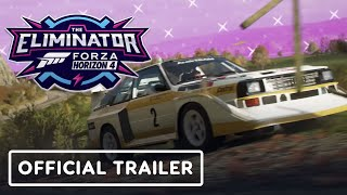 Forza Horizon 4: The Eliminator (72-Player Battle Royale) - Official Announce Trailer by IGN