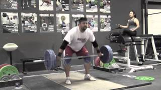Brian segment power snatch, Audra power clean + jerk, Mary snatch pull, Danielle power snatch, Mary jerk bnk, Danielle pause front squat. - Weight lifting, Olympic, weightlifting, strength, conditioning, fitnes