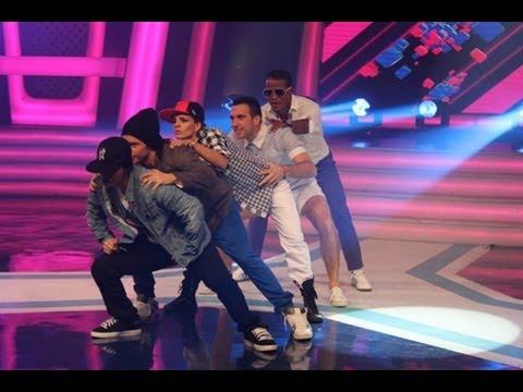 COMBATE: Combatientes bailan coreografías de One Direction 12/06/2013