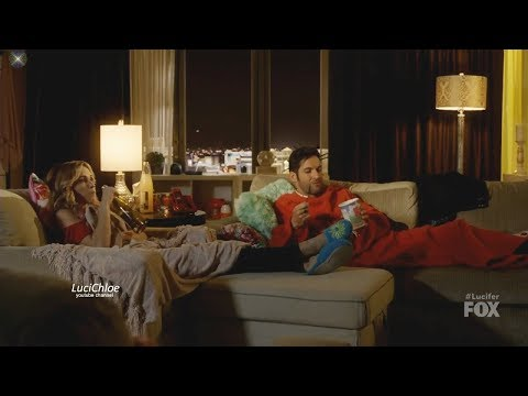 Lucifer 3x06 How & Why Luci & Candy Got Married  Season 3 Episode 6 S03E06
