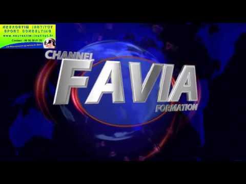 (1/2) - U15 - FAVIA ASR vs AS VILLEFONTAINE - Championnat du Rhône D3
