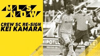MLSsoccer.com's Arielle Castillo breaks down Columbus Crew SC's latest DP signing in Kei Kamara. Subscribe to our channel for more soccer content: ...