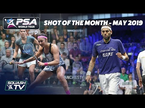 Squash: Shot of the Month - May 2019 Contenders