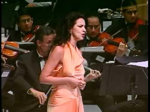 Angela Gheorghiu - Giordano: Caro mio ben Puerto Rico 2005