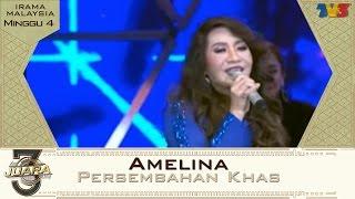 Video 3 Juara | Amelina | Persembahan Khas | Minggu 3 MP3, 3GP, MP4, WEBM, AVI, FLV Juli 2018