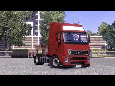 Volvo FH12 540 + Interior