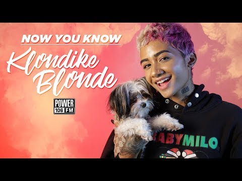 Klondike Blonde On Alter Ego Griselda Blanco & Getting Tupac-Inspired Stomach Tattoo