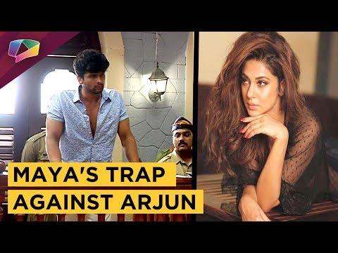 Maya's Masterplan To Trap Arjun And Saanjh | Beyha