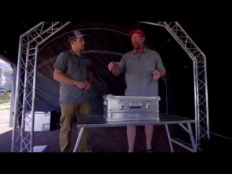 """""""Overland Roadshow"""": Equipt Expedition Outfitters Alu Box"""