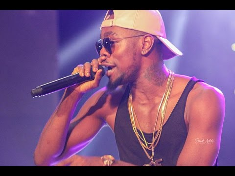 Sarkodie performs 'No Kissing' for the 1st time in Ghana   GhanaMusic.com Video