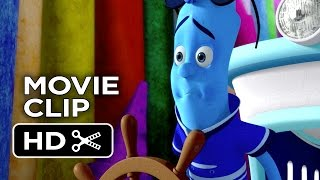 Nonton The Hero Of Color City Movie Clip   Shipwrecked  2014    Sean Astin Animated Movie Hd Film Subtitle Indonesia Streaming Movie Download