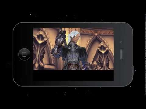 Video of CHAOS RINGS Lite for GREE