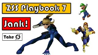 Jank! – The Zero Suit Samus Playbook, Vol. 7