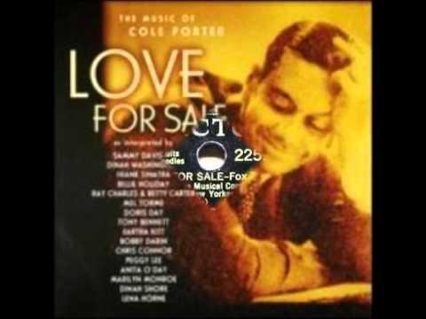 Tekst piosenki Julie London - Love For Sale po polsku