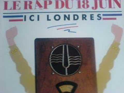 ICI LONDRES - LE RAP DU 18 JUIN