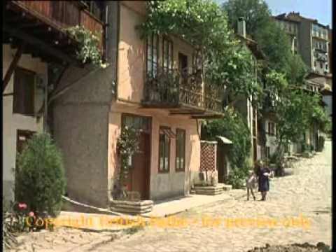 1960s - Clip about the People's Republic of Bulgaria from the 1960s...