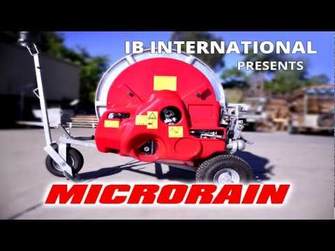 Travelling Irrigators   Microrain