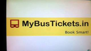 MyBusTickets.in YouTube video