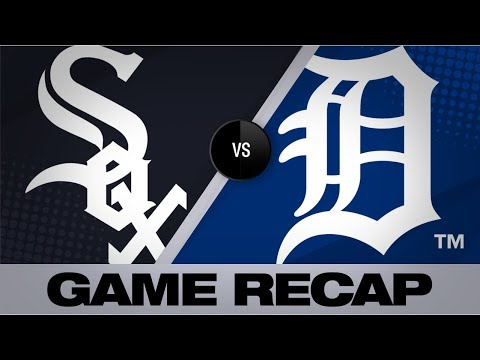 Video: Giolito, Skole lead White Sox past Tigers | White Sox-Tigers Game Highlights 8/5/19