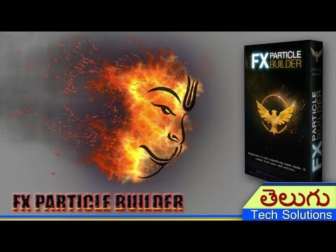 FX Particle Builder | AFTER EFFECTS | ALPHA FUNCTION | Tutorial