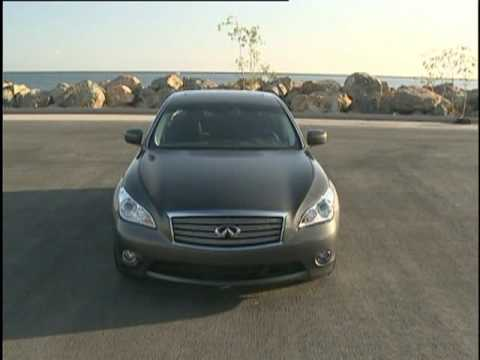 Officially New Infiniti M 2011
