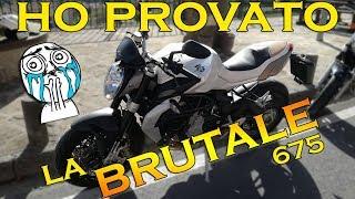 4. VIETATO AVER PAURA! Mv Agusta BRUTALE 675 - TEST RIDE #1!