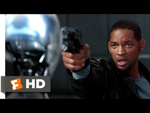I, Robot (1/5) Movie CLIP - Rogue Robot (2004) HD