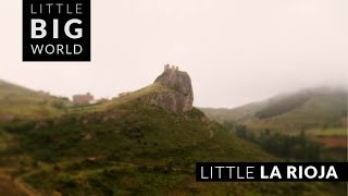 La Rioja Spain  city images : Little La Rioja (Time-Lapse ,Tilt-Shift)