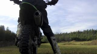 4. KLX 125 Top Speed