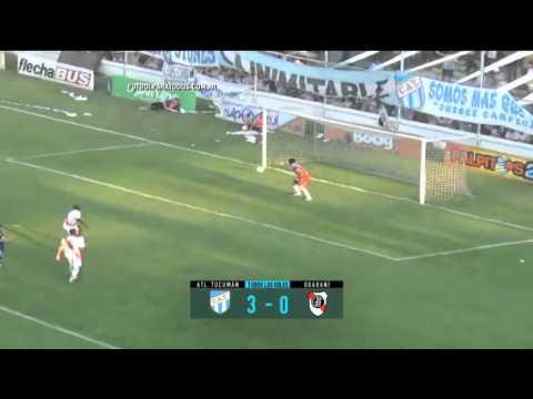 Todos los goles. Fecha 31. B Nacional 2015