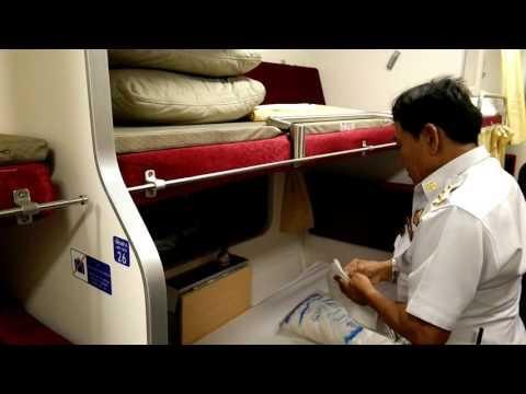 Download วิธีปูที่นอนรถไฟตู้นอนชั้น 2 รุ่นใหม่ HD Mp4 3GP Video and MP3