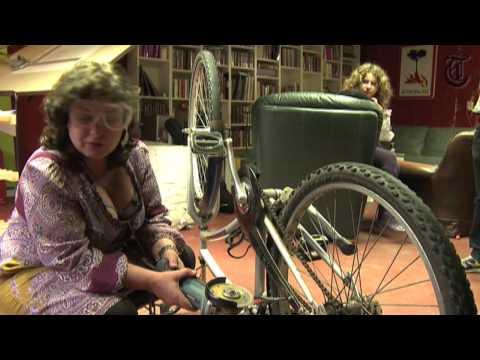 Hoe kan ik mijn fietsslot openbreken?
