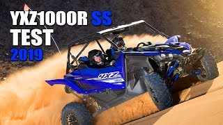 9. 2019 Yamaha YXZ1000R SS Test Review