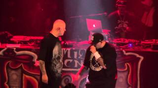 B-Real live in Barcelona - D&D Lowrider Winter Festival 2011 part 3