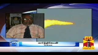 HELLO THANTHI - Information on Satellites by Scientist Mr.Siva Subramaniyan