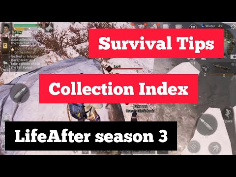 "#6 Quest pemula survival tips ""COLLECTION INDEX"" - LifeAfter season 3 Indonesia"